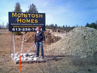 McIntosh Homes